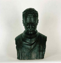 Nikolaj Pirnat: Dr. Mario Cordaro, 1942, patiniran mavec.