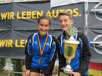 Deutscher Meister 2014: Schwäbischer Turnerbund