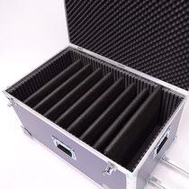 Standard-Laptopkoffer für mehrere Laptops