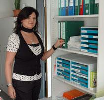 Mascha Brandt in ihrer neuen Funktion - Foto: JPH