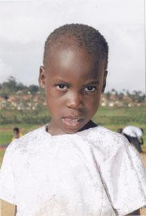 Alice Nagawa aus Uganda