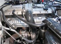 1HZ Motor mit Turbolader