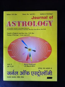 Journal of ASTROLOGY 3,4月号