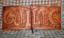 Talla Guille. El amuleto de Abraxas