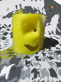 Vela sonriente