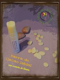 Cacao labial al limón