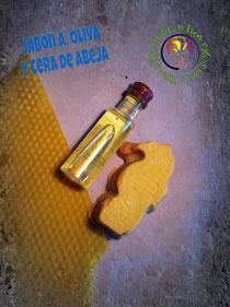 Jabón A. Oliva y Cera de Abeja