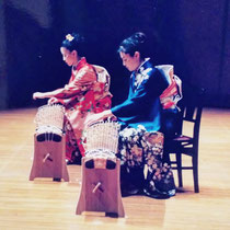 神奈川県立音楽堂にて