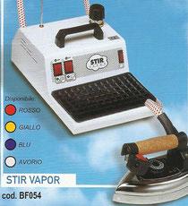 stir vapor