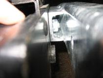Schraubverbindung, Rahmen, AHK und Element