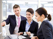 http://jp.fotolia.com/id/6591823 Business people © nyul #6591823