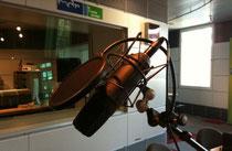 MDR Aufnahmestudio - Foto von A.Schulze