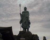 長柄錫杖(一本柄石突付き) 大々型(全長165.9cm)◆密教で使われる仏具・密教法具・寺院仏具・修験道用品