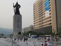 朝鮮水軍の主導的指揮官李舜臣将軍
