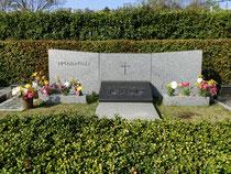 SDA天沼教会墓地