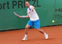 Turniersieger 2013 - Christian Haupt (TC Blau-Weiß Dresden Blasewitz)