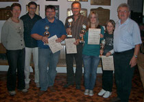 Die TCA-Clubmeister 2009