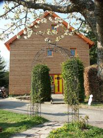 Haus Blockhaus