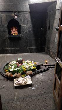 Siva temple, old mahabaleshwar