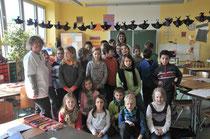 Der NABU zu Gast in der Grundschule