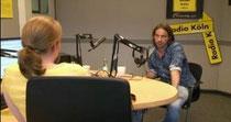 Janine Breuer-Kolo, Im Gespräch, Radio Köln, Richard David Precht,