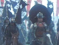 NHK「風林火山」武田信繁の母衣