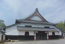 本證寺の庫裏
