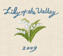 Lily of the Valleyのファーストアルバム