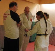 Gokishu-Ki-Jutsu Seminar im Zen-Ki-Budo