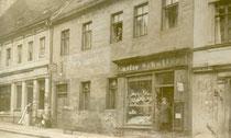 Firmenansicht um 1900