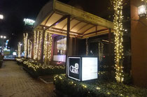 盛岡,ホテルニューカリーナ,LED,イルミネーション