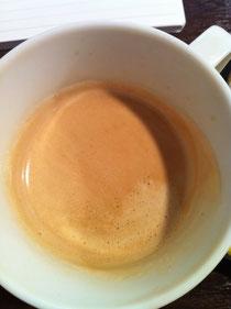お気に入りのコーヒー