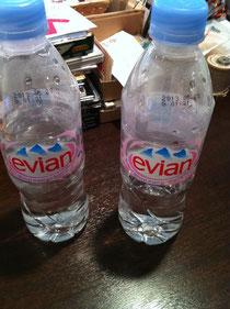 飲料水 in ファニーフェイス