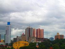 Ein Blick auf Ciudad Del Este