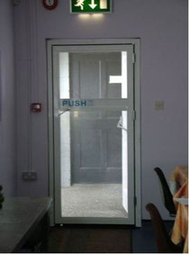 Fire Door Flydoor