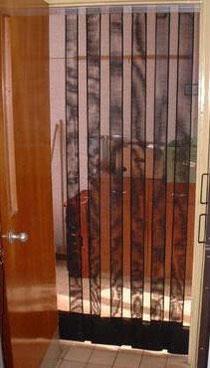 PVC Mesh Curtain