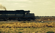 Gütertransport mit Diesellok