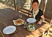 Gemeinsames Mittagessen: Zwiebel-Käse-Wähe