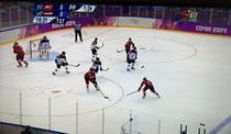 Da stand es zwischen der Schweiz und Lettland noch 0:0