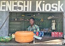 Zwischenverpflegung vom Kiosk um die Ecke