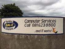 Dani's Geschäft in Rundu