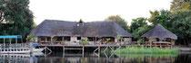 Nunda Safari Lodge am Kavango River