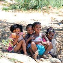 Kinder im Katutura Township