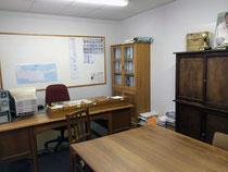 Mein Büro, wie für einen Direktor