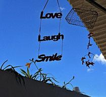 Liebe - Lachen - Lächeln