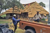 Beeindruckende & bewährte Dachdecker-Kunst