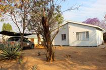 Mein neues Heim in Rundu.