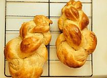 Feiner Zopf als Alternative zum langweiligen Toastbrot