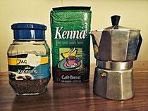 Ab heute gibt's richtigen Kaffee