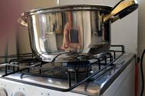 Improvisieren beim Kochen